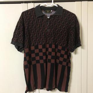 フェンディ(FENDI)のFENDIポロシャツ(ポロシャツ)