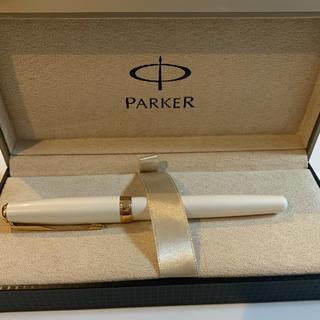 パーカー(Parker)のパーカー PARKER ソネット プレミアム パールPGT 万年筆(ペン/マーカー)