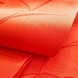 浴衣 半幅帯 朱色 赤(浴衣帯)