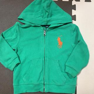 ラルフローレン(Ralph Lauren)の☆ラルフローレンパーカー24M☆(Tシャツ/カットソー)