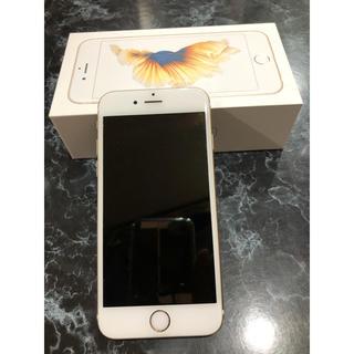 iPhone6s 64G SIMフリー(スマートフォン本体)