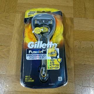 ジレ(gilet)のGillette/ジレット ひげ剃り 5枚刃 替刃付き 新品(メンズシェーバー)