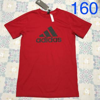 アディダス(adidas)のadidas☆Tシャツ 160cm(Tシャツ/カットソー)
