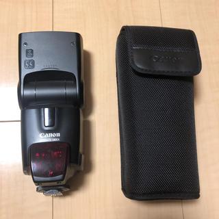 キヤノン(Canon)のキャノン スピードライト 580EX(ストロボ/照明)