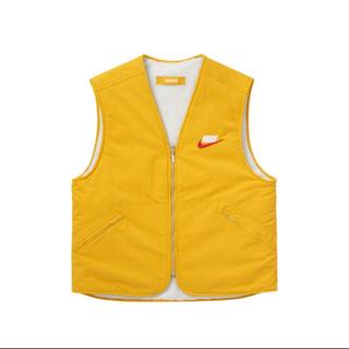 シュプリーム(Supreme)のsupreme  NIKE reversible nylon vest(ベスト)