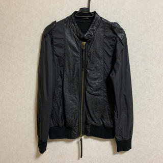 レザージャケット メンズ ストララッジョ 羊皮(レザージャケット)