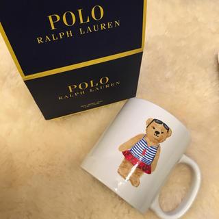 ポロラルフローレン(POLO RALPH LAUREN)のポロ ラルフローレン マグカップ 新品 コップ カップ ベア(グラス/カップ)