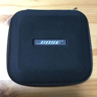 ボーズ(BOSE)のBOSE ベッドホン ハードケース 未使用(ヘッドフォン/イヤフォン)