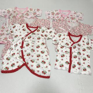 1bd2cde9d5434 ニシキベビー(Nishiki Baby)のチャックルベビー☆スウィートガール☆新生児☆