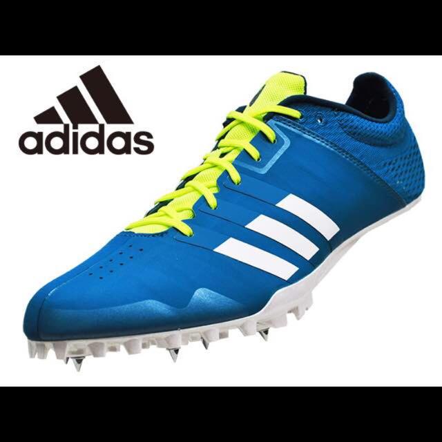 adidas(アディダス)の海外モデル adizero Prime Finesse 陸上スパイク スポーツ/アウトドアのスポーツ/アウトドア その他(陸上競技)の商品写真