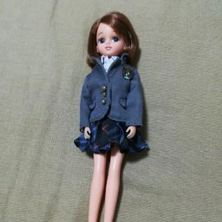 タカラトミー(Takara Tomy)のリカちゃん 制服コスチューム(ぬいぐるみ/人形)
