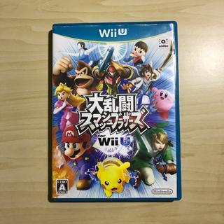 ウィーユー(Wii U)のWiiUソフト大乱闘スマッシュブラザーズ(家庭用ゲームソフト)