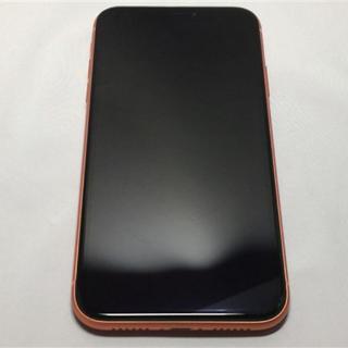 アップル(Apple)のiPhone xr(スマートフォン本体)