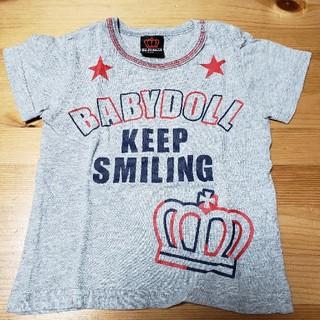 ベビードール(BABYDOLL)の【最終値下げ】ベビド 後ろミッキー(Tシャツ)