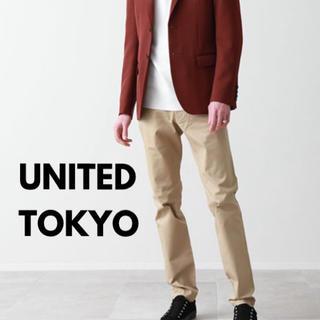 ビューティアンドユースユナイテッドアローズ(BEAUTY&YOUTH UNITED ARROWS)のUNITED TOKYO テーパード スキニー チノパンツ(チノパン)