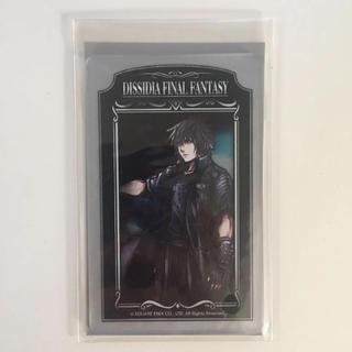新品未開封! ファイナルファンタジー ノクティス アルトニア 限定 カード(カード)