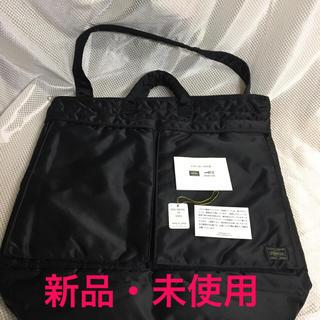 ポーター(PORTER)の【新品・未使用】吉田カバン  ポーター  タンカー 2way ヘルメットバッグ(ショルダーバッグ)