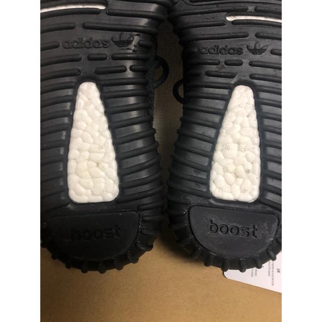 adidas(アディダス)のyeezy boost 350 pirate black メンズの靴/シューズ(スニーカー)の商品写真