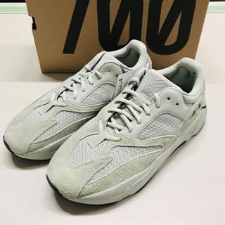アディダス(adidas)の【新品未使用】adidas yeezy boost 700 salt(スニーカー)