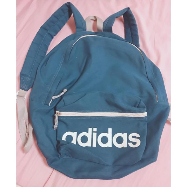 adidas(アディダス)のadidas リュック タイムセール中価格 5月10日まで! レディースのバッグ(リュック/バックパック)の商品写真