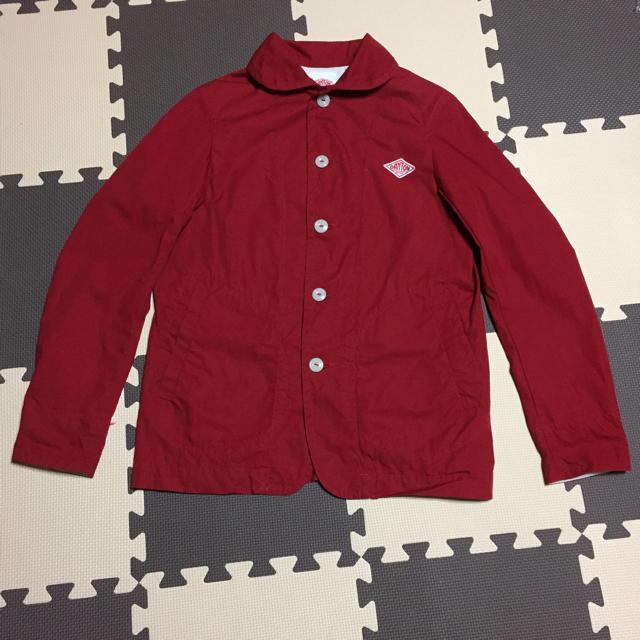 DANTON(ダントン)のDANTONコットンダウンプルーフジャケット レディースのジャケット/アウター(スプリングコート)の商品写真