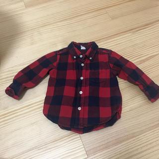ベビーギャップ(babyGAP)のギャップ シャツ(Tシャツ/カットソー)