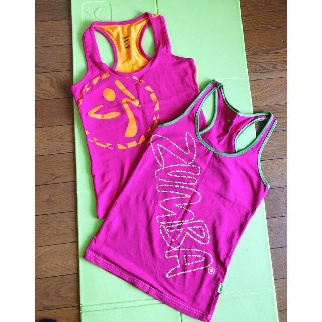 Zumba(ズンバ)のZumbaウエア スポーツ/アウトドアのトレーニング/エクササイズ(ヨガ)の商品写真