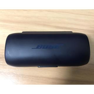 ボーズ(BOSE)のbose sound sport free 充電器(ヘッドフォン/イヤフォン)