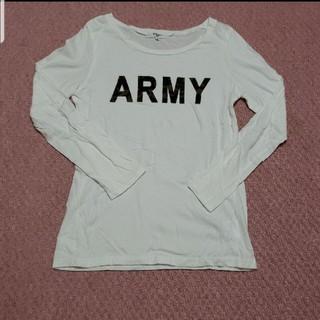 ナチュラルビューティーベーシック(NATURAL BEAUTY BASIC)のNATURAL BEAUTY BASIC ロンT(Tシャツ(長袖/七分))
