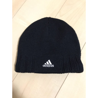 adidas - 送料込♡adidas ニット帽♡