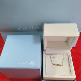 カナルヨンドシー(canal4℃)のcanaI4℃K10ブレスレット(ブレスレット/バングル)