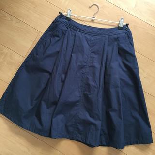 ムジルシリョウヒン(MUJI (無印良品))の無印 コットンスカート (ひざ丈スカート)