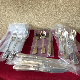 デュードロップ 10ミクロン 銀メッキ(カトラリー/箸)