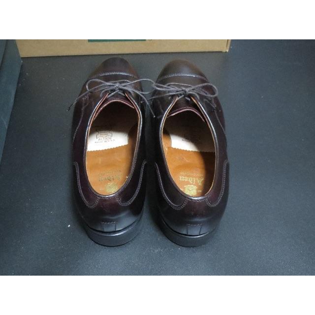 Alden(オールデン)の【新品/セール】ALDEN 2160 COLOR8 CORDOVAN オールデン メンズの靴/シューズ(ドレス/ビジネス)の商品写真