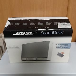 ボーズ(BOSE)のBOSE SoundDock  スピーカー(スピーカー)