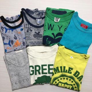 fdcbadd3e4766 エフオーキッズ(F.O.KIDS)の男の子 トップス セット Tシャツ タンクトップ まとめ売り