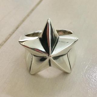 スターリング 21号 silver925 シルバー 指輪 星 (リング(指輪))