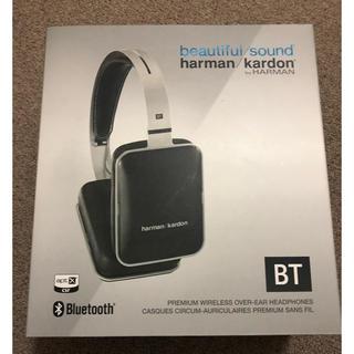 harman/kardon Bluetooth ヘッドホン(ヘッドフォン/イヤフォン)