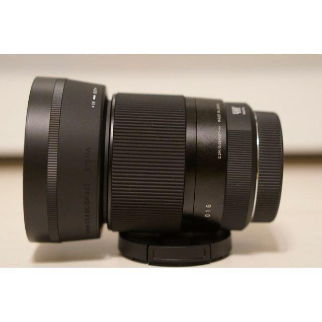 SIGMA(シグマ)のSIGMA 30mm F1.4 DC DN シグマ スマホ/家電/カメラのカメラ(レンズ(単焦点))の商品写真