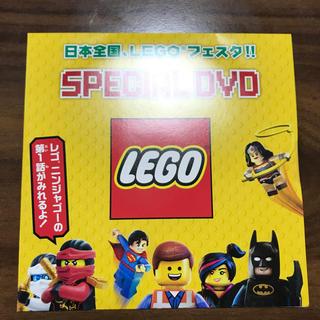 レゴ(Lego)のLEGO レゴニンジャゴー 販促DVD(キッズ/ファミリー)