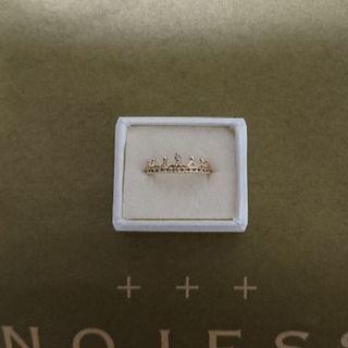 ノジェス(NOJESS)のNOJESS ピンキーリング (リング(指輪))