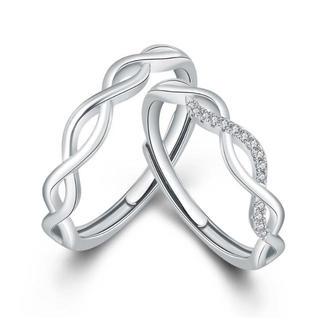 【ギブフトラッピング付】 指輪 ペアリング メンズ レディース シルバー リング(リング(指輪))