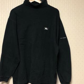 バーバリー(BURBERRY)のBurberry モックネック Tシャツ 本日限定価格(Tシャツ/カットソー(七分/長袖))