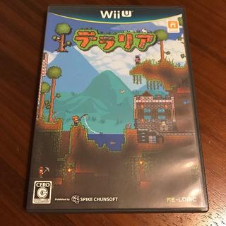 ウィーユー(Wii U)のテラリア Wiiu(家庭用ゲームソフト)