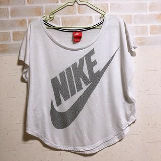 ナイキ(NIKE)のNIKE Tシャツ ドルマンスリーブ オフショル(Tシャツ(半袖/袖なし))