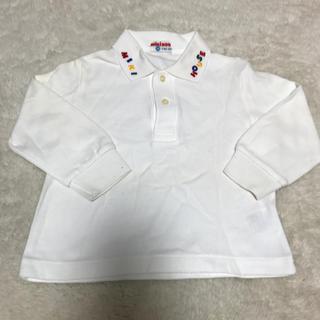 ミキハウス(mikihouse)のミキハウス 長袖 ポロシャツ(Tシャツ/カットソー)
