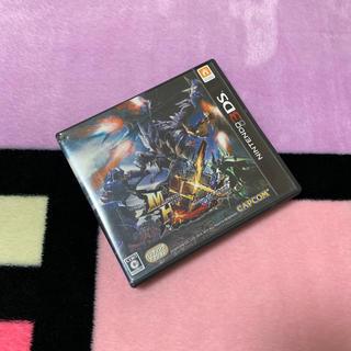ニンテンドー3DS(ニンテンドー3DS)の3DS★モンスターハンターダブルクロス(携帯用ゲームソフト)