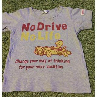 シューラルー(SHOO・LA・RUE)の子供用110センチ  Tシャツ(Tシャツ/カットソー)