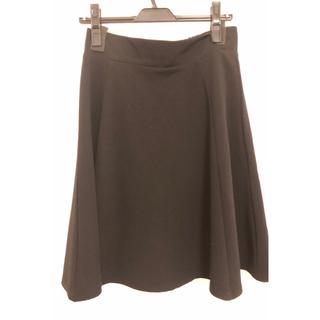 ジーユー(GU)のGU スカートサイズL(ひざ丈スカート)