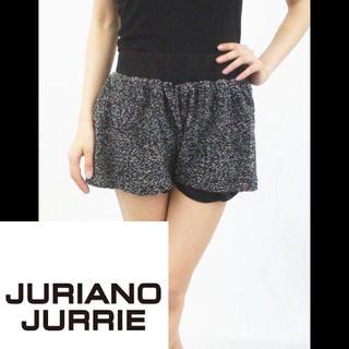 ジュリアーノジュリ(JURIANO JURRIE)のJURIANO JURRIEリブニットショーパン♡800円(ショートパンツ)